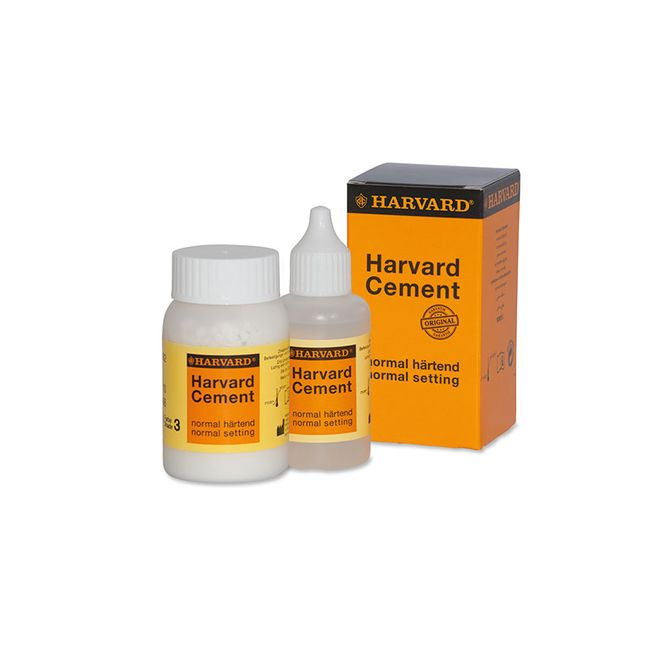​Harvard Cement normal setting